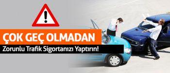 Trafik Sigortası Neden Zorunludur ?